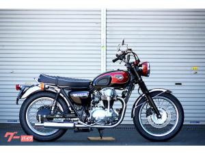カワサキ/W650 オールディスタイル