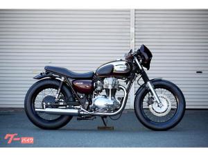 カワサキ/W650 Chrome Version  Cafe Bobber