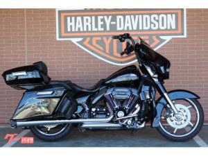 HARLEY-DAVIDSON/CVO FLHXSE ストリートグライド 117ciボアアップ車両