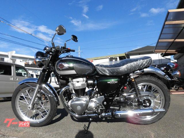 カワサキ W800の画像(静岡県