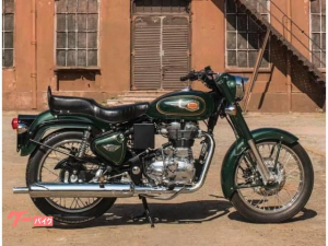 ROYAL ENFIELD/ブリット500EFI FOREST GREEN
