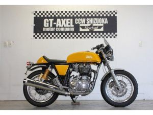 ROYAL ENFIELD/コンチネンタルGT Caferacer カフェレーサースタイル D164