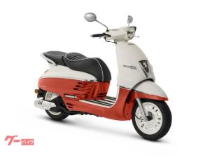 PEUGEOT/ジャンゴ125 エバージョン ABS標準装備 キャロットオレンジ