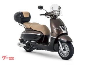 PEUGEOT/ジャンゴ125 アリュール DX ABS標準装備
