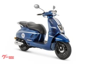 PEUGEOT/ジャンゴ150 スポーツ ABS標準装備 ディープオーシャンブルー