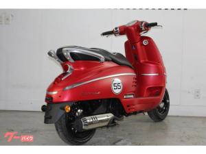 PEUGEOT/ジャンゴ150 スポーツ 国内正規輸入車 ST190509