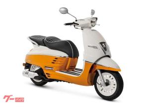 PEUGEOT/ジャンゴ125 エバージョン ABS ビタミンオレンジ