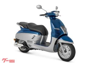 PEUGEOT/ジャンゴ125 エバージョン 2020年モデル サテンシルバー