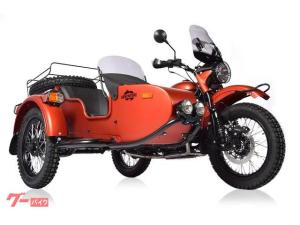 URAL/ギアアップ エンジンブラック仕様 アドベンチャーパッケージ仕様 GT201101