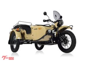 URAL/ギアアップ サハラエディション タンク小物入付 GT201102