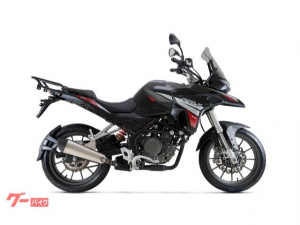 BENELLI/TRK251 正規取扱新車 ブラック ツーリングモデル