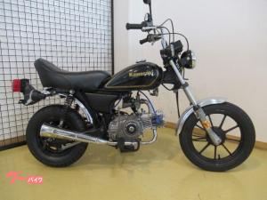 カワサキ/AV50 パワーフィルター