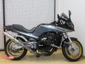 カワサキ/GPZ900R A8型 前後17インチ フルエキ カスタム多数