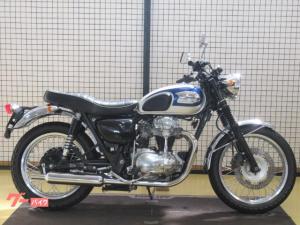 カワサキ/W650 マフラー