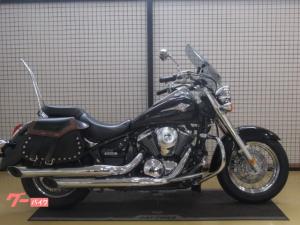 カワサキ/バルカン900クラシック GIVIスクリーン サイドバック