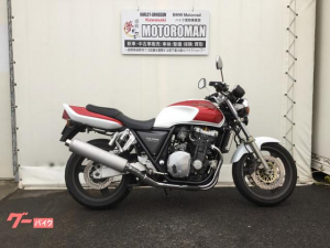 ホンダ/CB1000Super Four ETC付