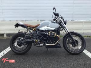 BMW/RnineT スクランブラー カスタム 純正フルオプション