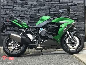 カワサキ/Ninja H2 SX SE+ 2020モデル