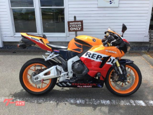 ホンダ/CBR600RR スペシャルエディション ABS レプソルカラー フェンダーレス スライダー タイヤ新品