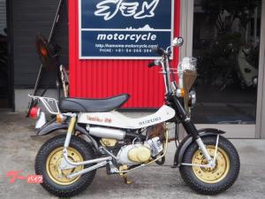 スズキ/バンバン50