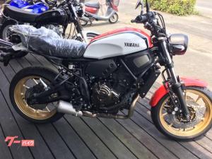 ヤマハ/XSR700