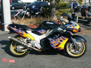カワサキ/ZZ-R1100-2