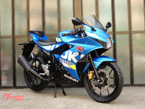 スズキ/GSX-R125