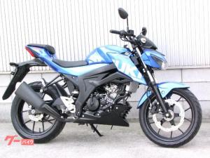 スズキ/GSX-S125 ヘルメットホルダー スペアキー付き