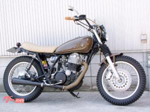 ヤマハ/SR400 ビンテージトラッカーカスタム