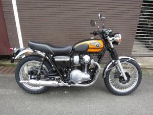 カワサキ/W800 Final Edtion