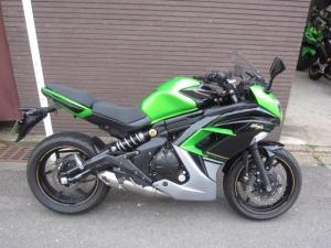 カワサキ/Ninja 400 SE ETC付