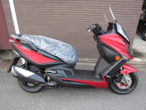 KYMCO/G-DINK250 ABS