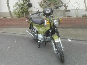 ホンダ/クロスカブ110 2020