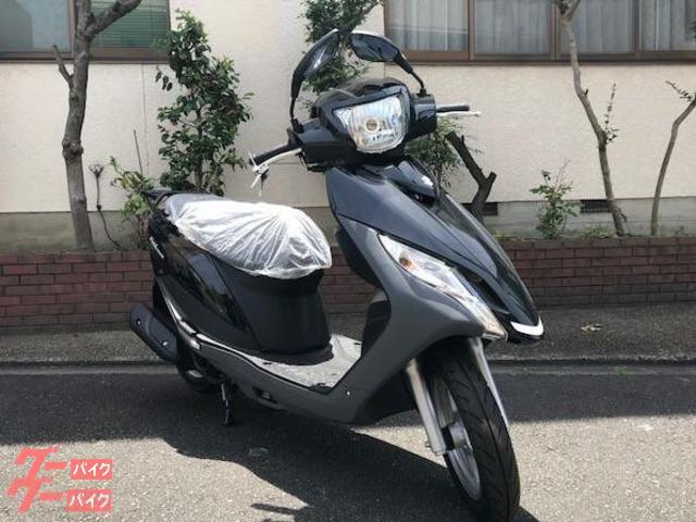 スズキ アドレス125 フラットシートの画像(京都府