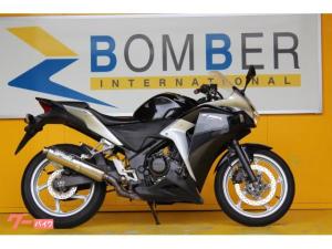ホンダ/CBR250R 水冷 4スト Fi 電子制御 マフラー改 2011年式