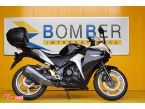 ホンダ/CBR250R 水冷 4スト FI ETCオプション メットホルダー リヤキャリア