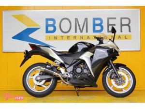 ホンダ/CBR250R 水冷 4スト FI マフラー改 2011年式