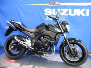 スズキ/GSR400ABS 2009モデル ヨシムラマフラー