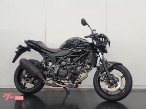 スズキ/SV650X ABS 2020年モデル ブラックエディション