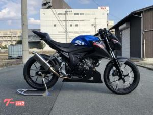 スズキ/GSX-S125 レースコンプリート仕様