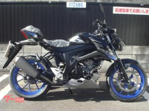 スズキ/GSX-S125 NEW