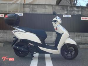 ホンダ/リード125 GIVIリヤBOX付
