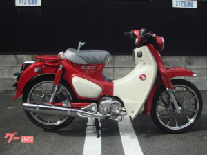ホンダ/スーパーカブC125 NEW