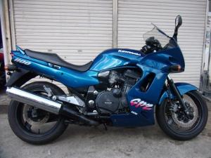 カワサキ/GPZ1100 逆車フルパワー