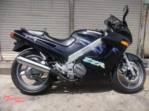 カワサキ/ZZ-R250 45馬力規制前