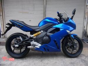 カワサキ/Ninja 400R オーリンズリヤサス