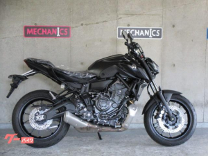 ヤマハ/MT-07 ABS 2021年モデル