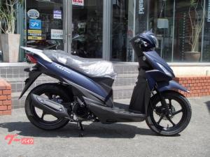 スズキ/アドレス110 コンバインドブレーキ搭載モデル