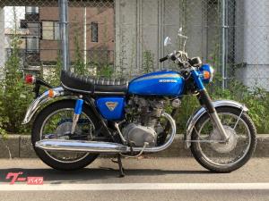 ホンダ/CB450 K1