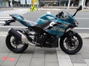 カワサキ/Ninja 400 2021年ニューカラー